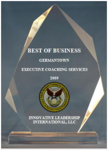 2009 Best of Business Award