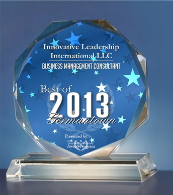 Suzi Pomerantz Innovative Leadership International LLC Award