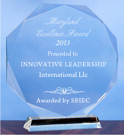 SBIEC Award for Innovative Leadership International LLC