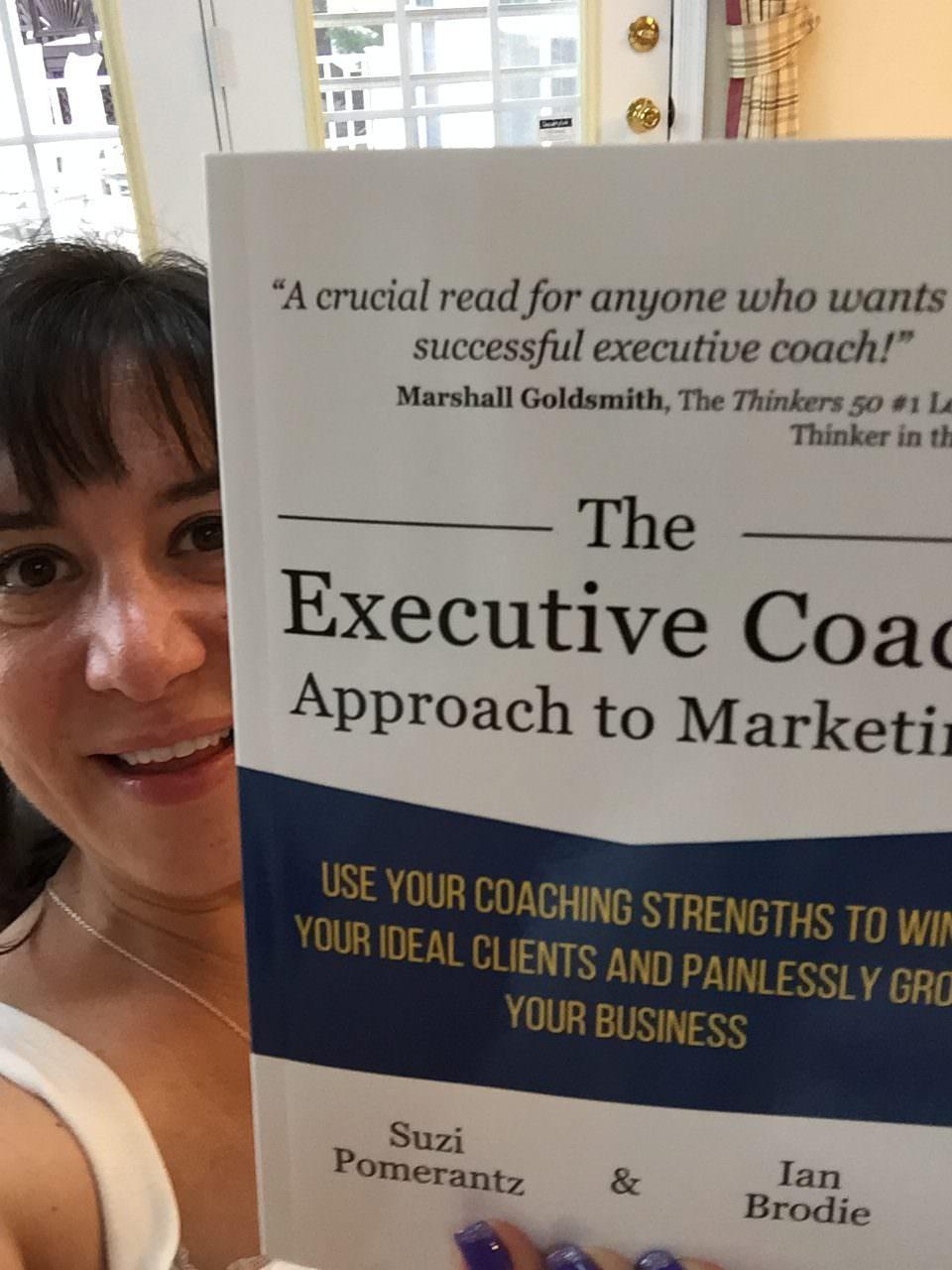 new book for executive coaches