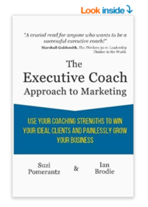 The executive coach approach to marketing