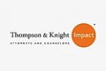 Thompson & Knight Impact