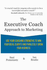 The Executive Coach Approach to Marketing Book Cover