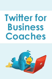Twitter for Business Coaches Book Cover